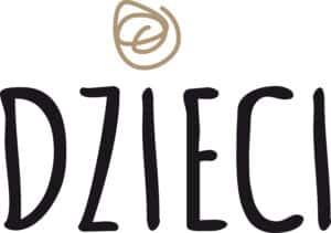 """Logo magazynu """"Dzieci"""""""