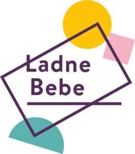 Logo ładnebebe.